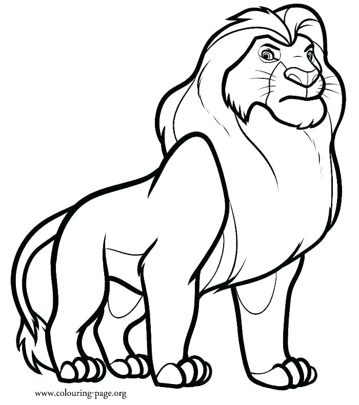 700x791 Nala Coloring Pages Coloring Pages Coloring Pages And Colouring