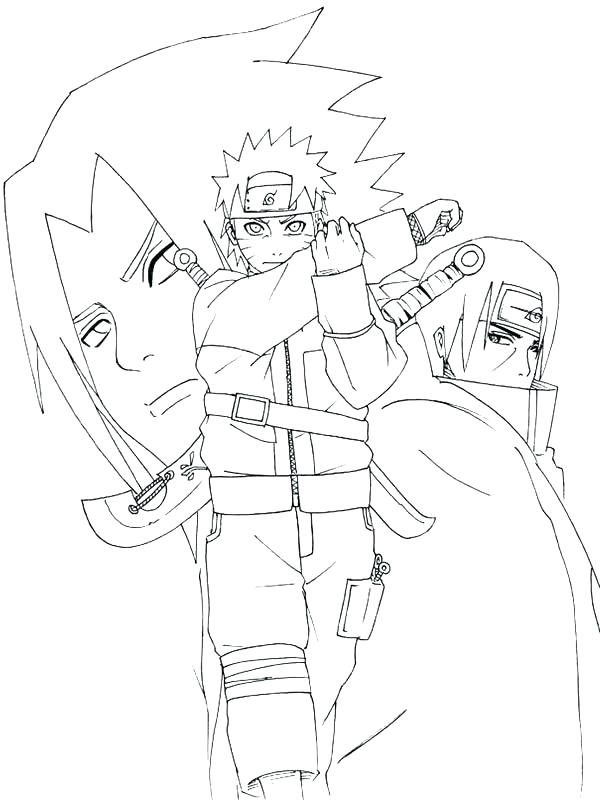 600x800 Coloring Pages Naruto Coloring Pages Naruto Coloring Pages Images