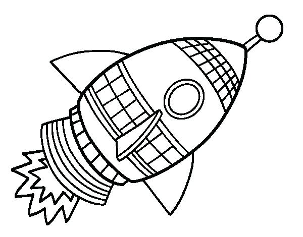 600x470 Rocket Coloring Page Space Rocket Coloring Page Nasa Rocket