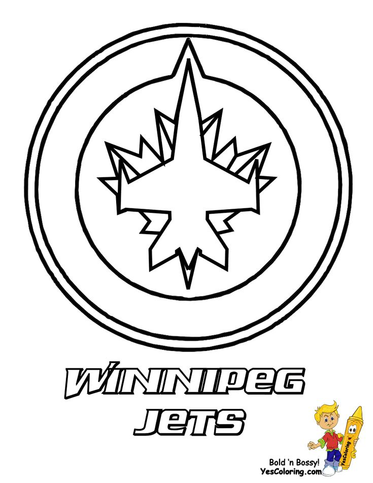 Nashville Predators Coloring Pages