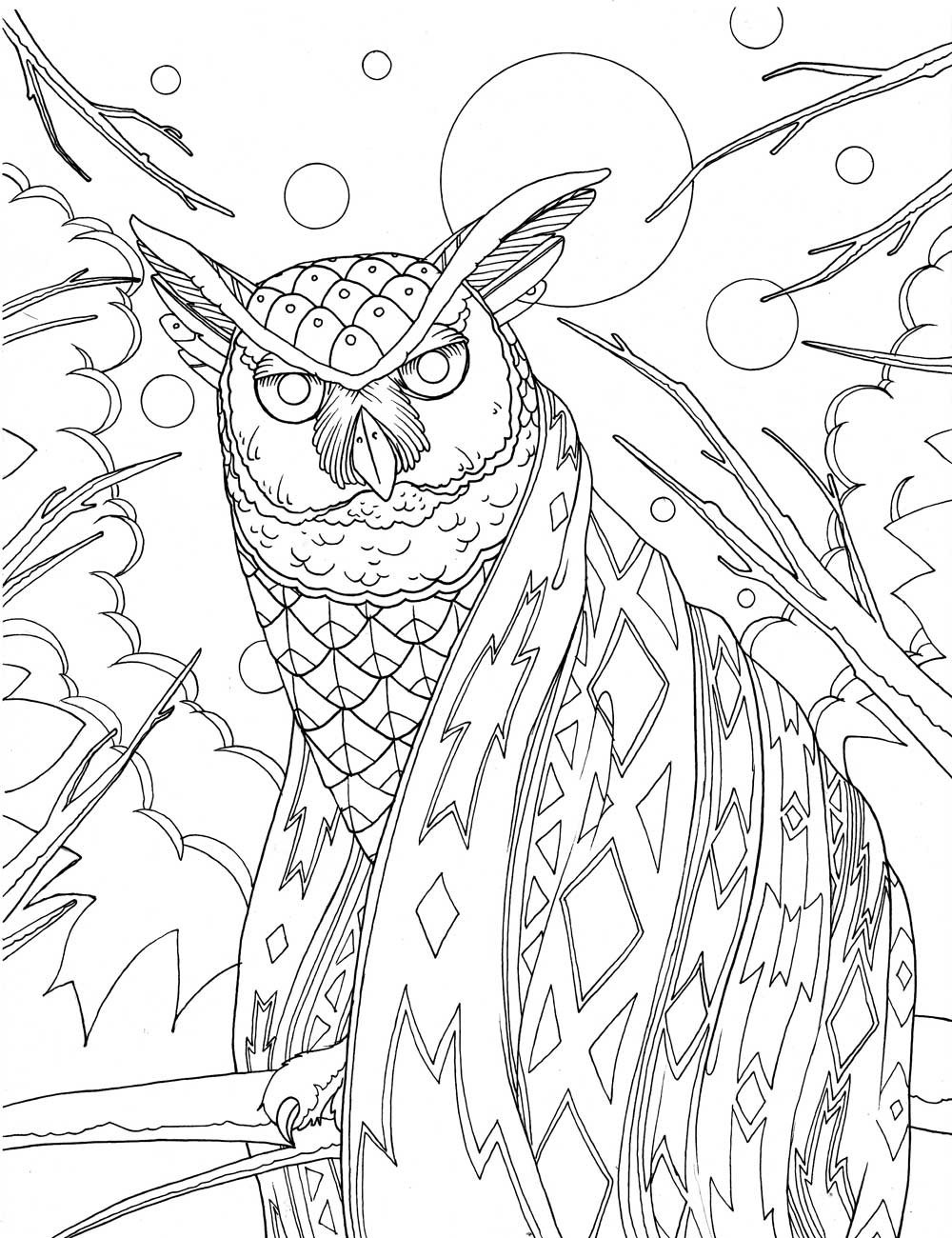 1000x1300 Great Smoky Mountains National Park Coloring Page Animals Nature