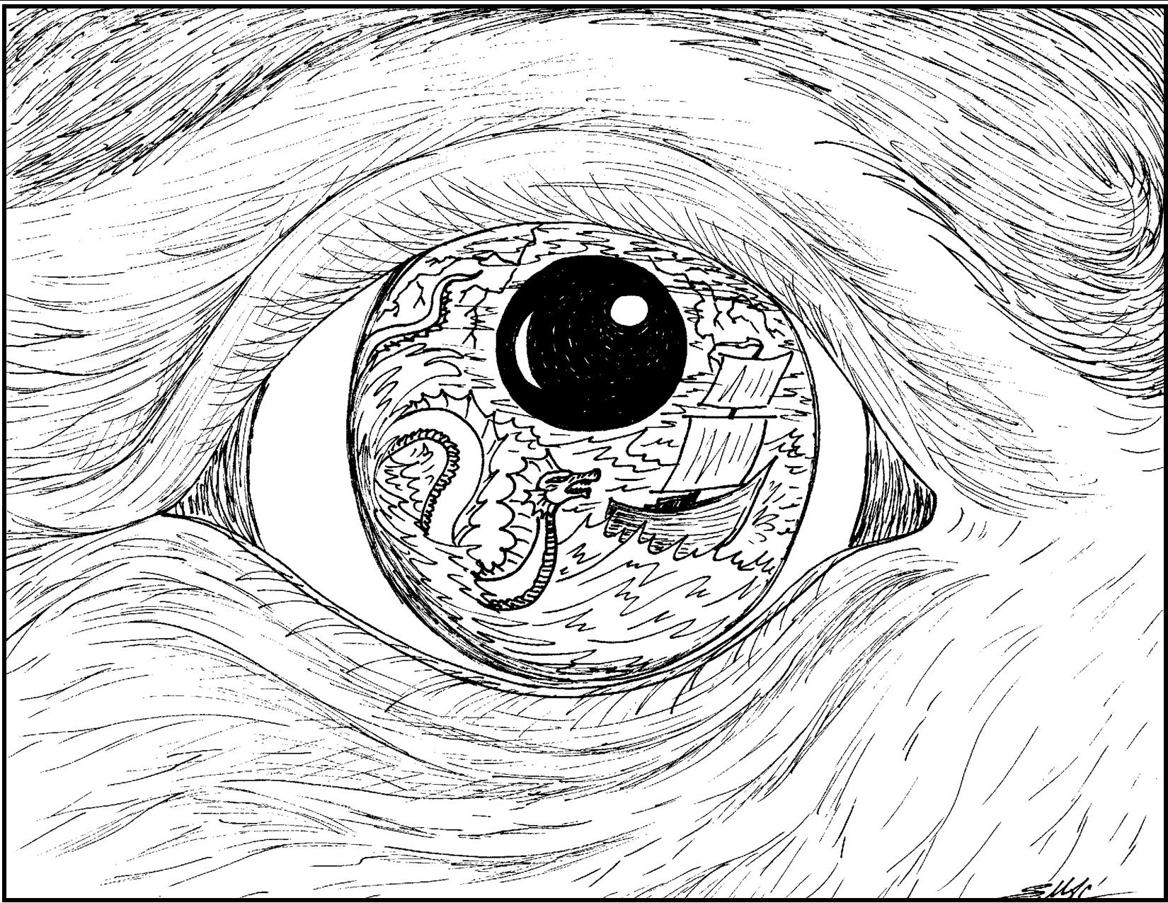 1650x1275 Surrealistic Coloring Pages S Mac's Place To Be