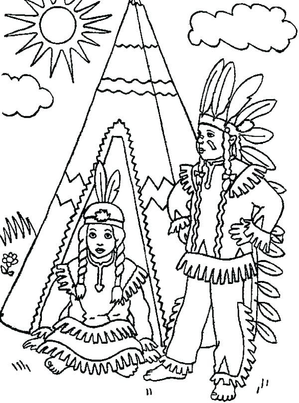 600x809 Native American Coloring Pages Free Free Native American Mandala