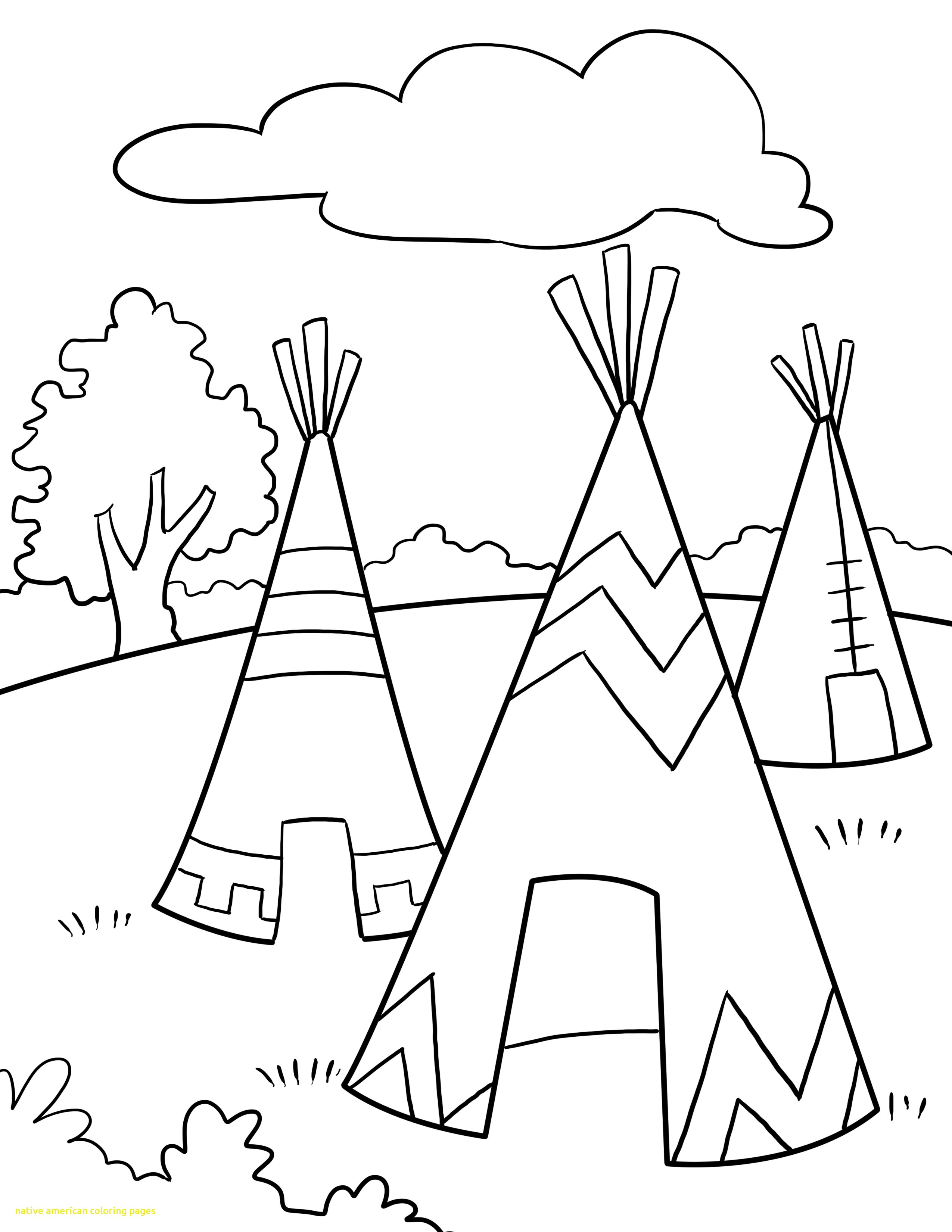 2550x3300 Native American Coloring Pages With American Coloring Pages