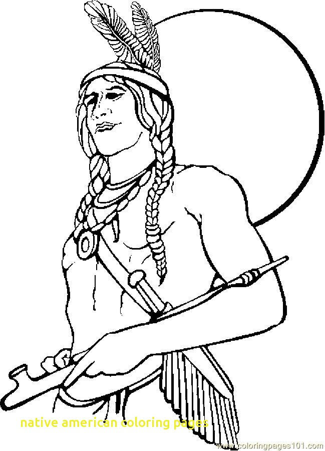 649x900 Native American Coloring Pages With Native American Coloring Pages