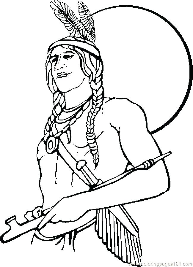649x900 Native American Coloring Pages Printable Native Coloring Pages