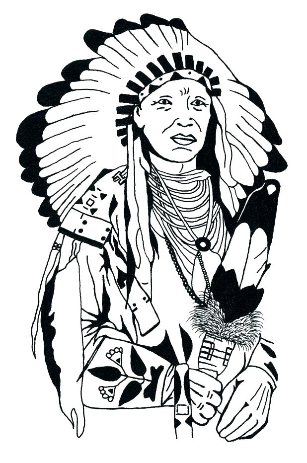 618x932 Native American Coloring Pages Printables Native Coloring Pages