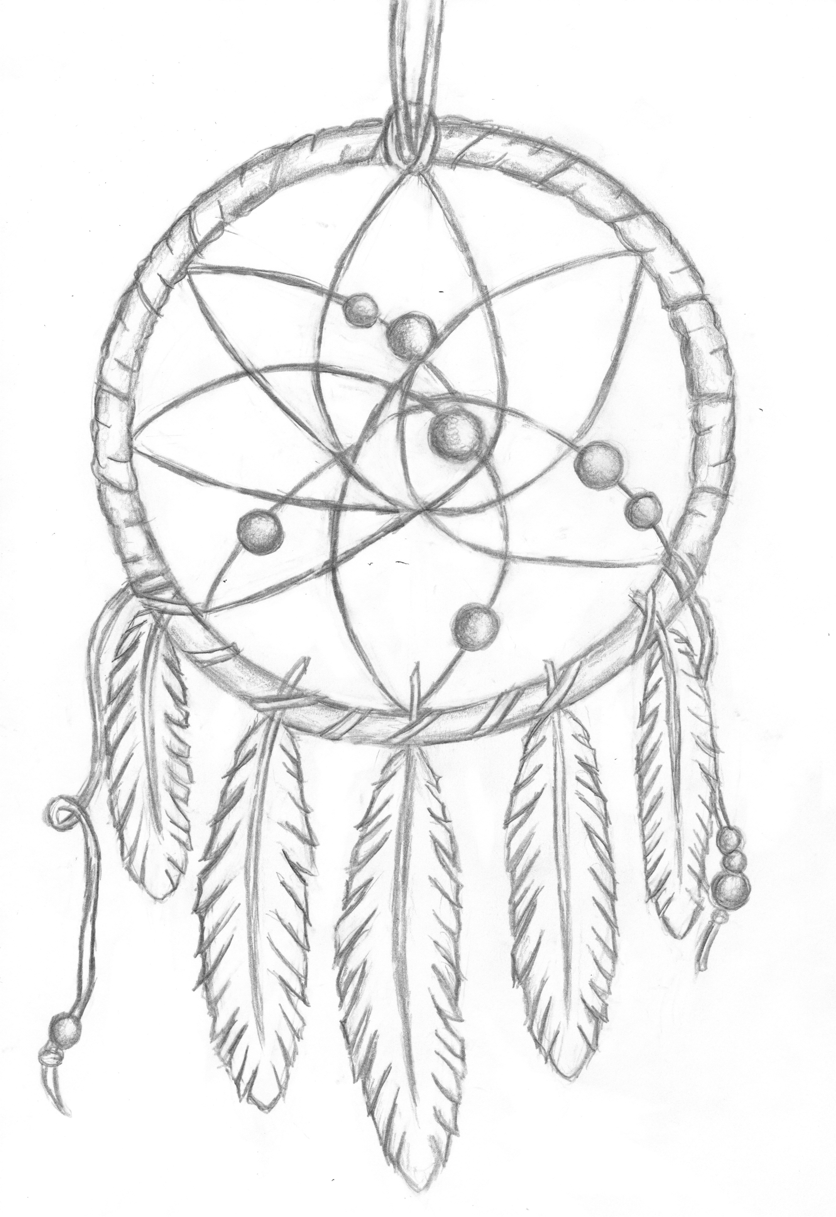 2733x3980 Coloring Pages Dream Catchers