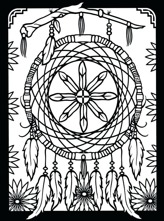 572x770 Native American Coloring Pages For Adults Educational Coloring Pages
