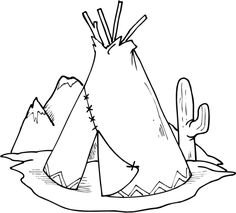 236x213 Navajo Pattern Coloring Page Southwestern Native American