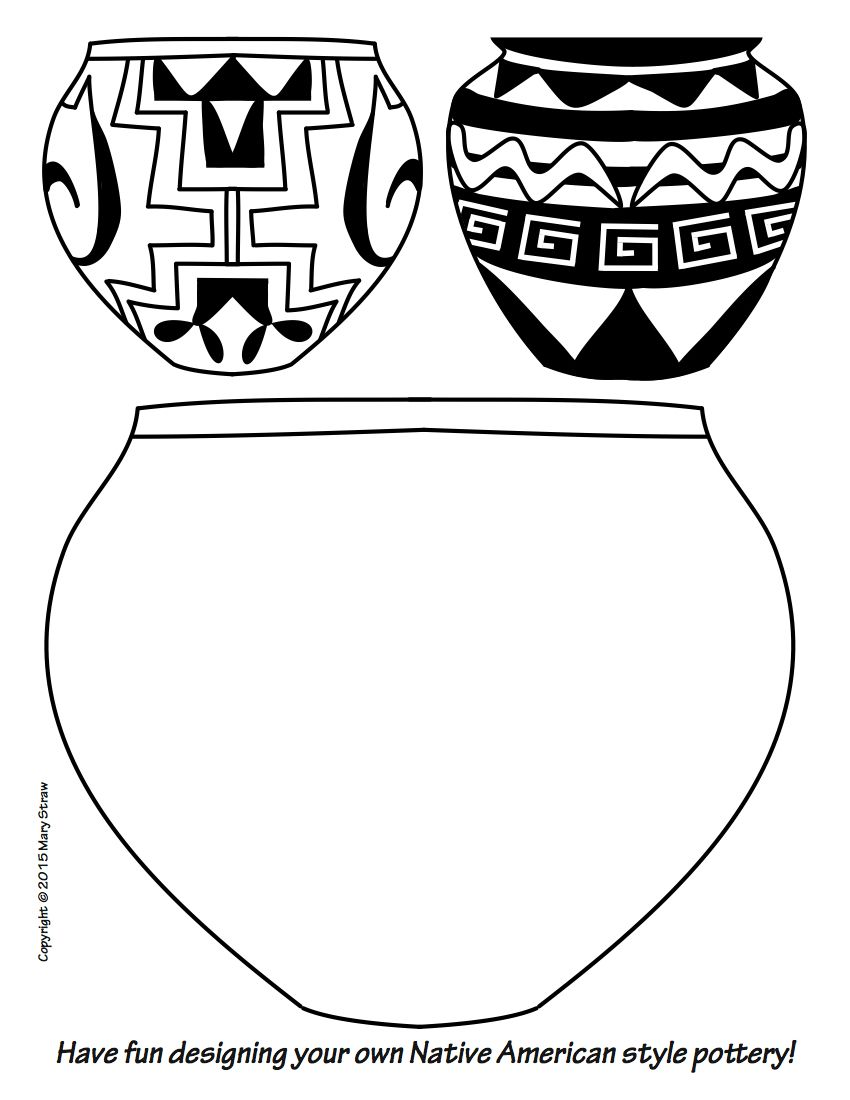 850x1100 Art Enrichment Everyday November Activity Coloring Pages Native