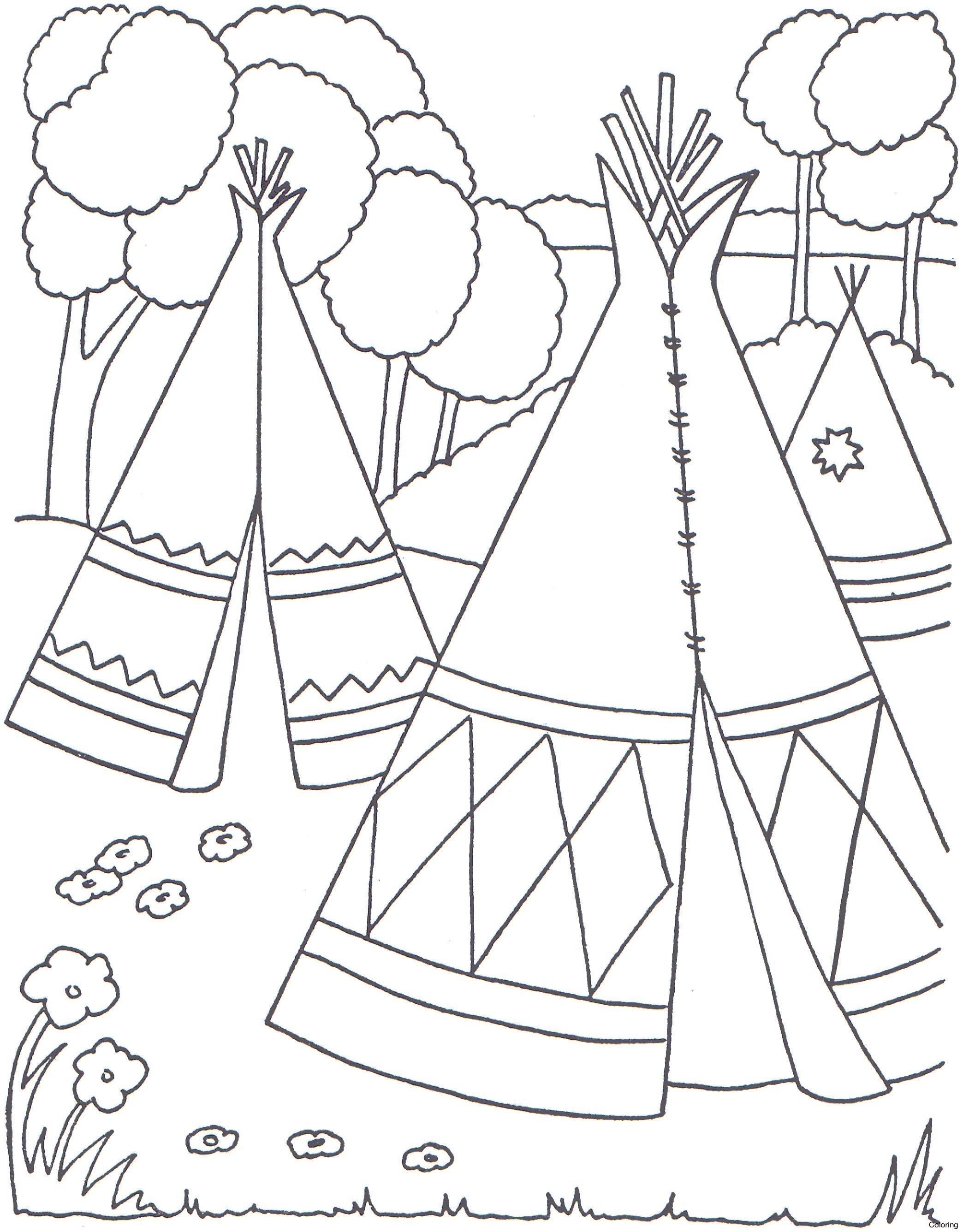 2088x2672 Coloring Skull Indian Par Valentin Native American Symbols Pages
