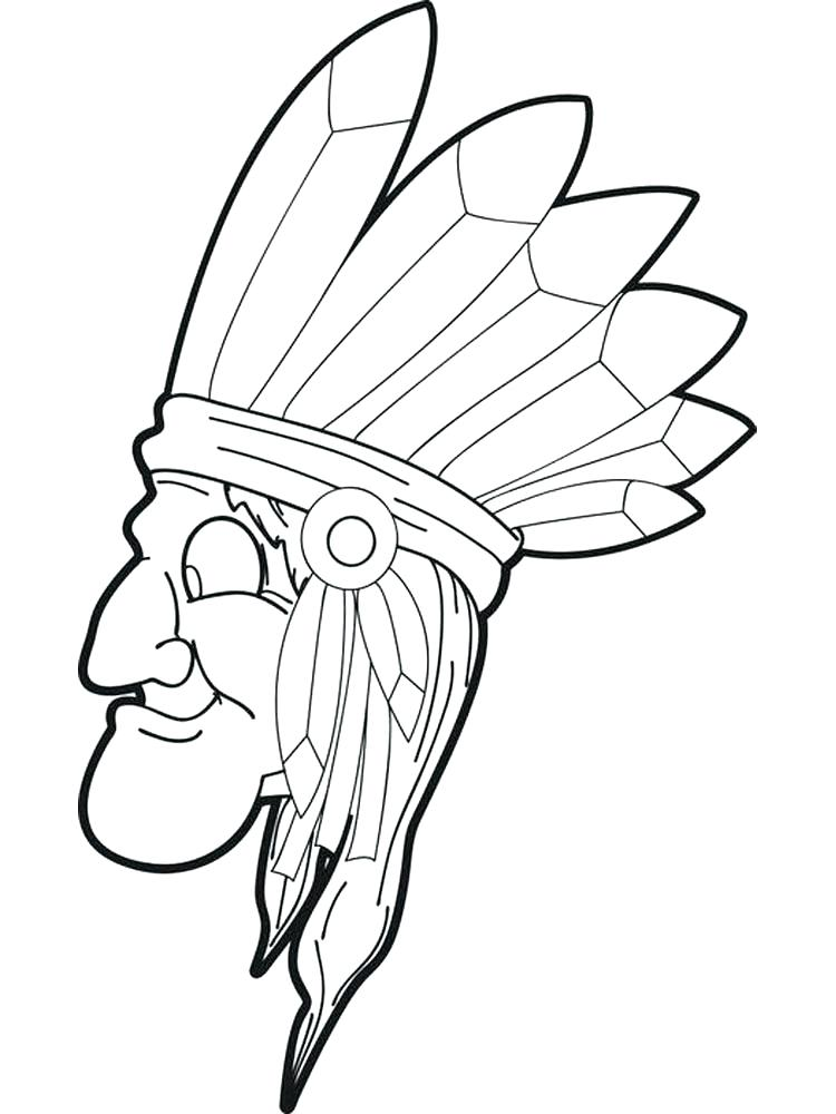 750x1000 Native Coloring Pages Native Boy Coloring Pages For Boys Native