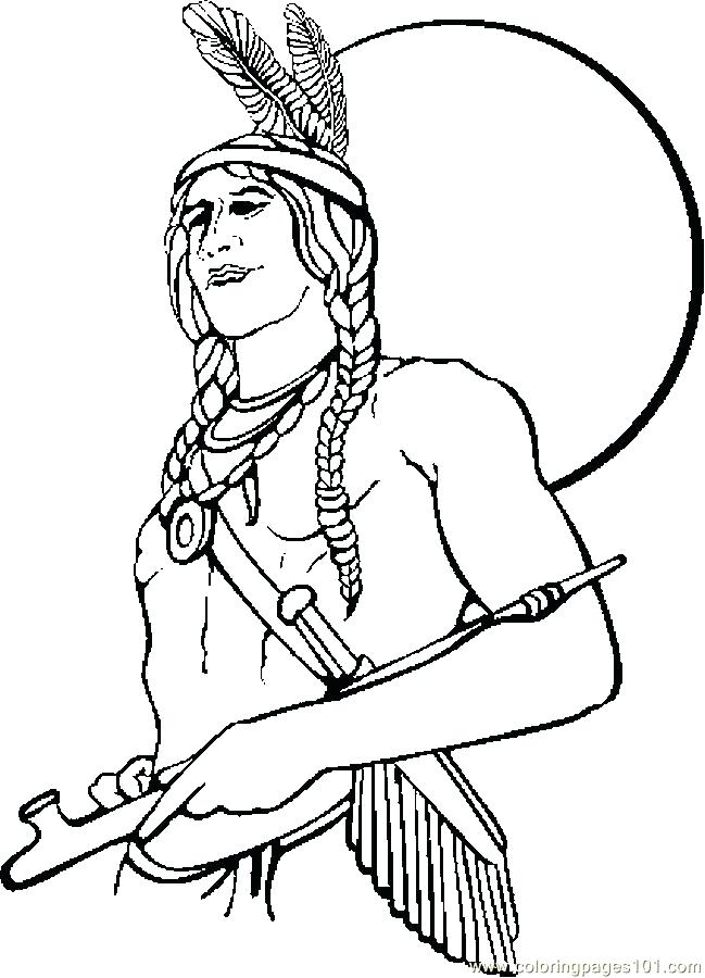 649x900 Indian Coloring Page Native Coloring Pages Printable Timeless