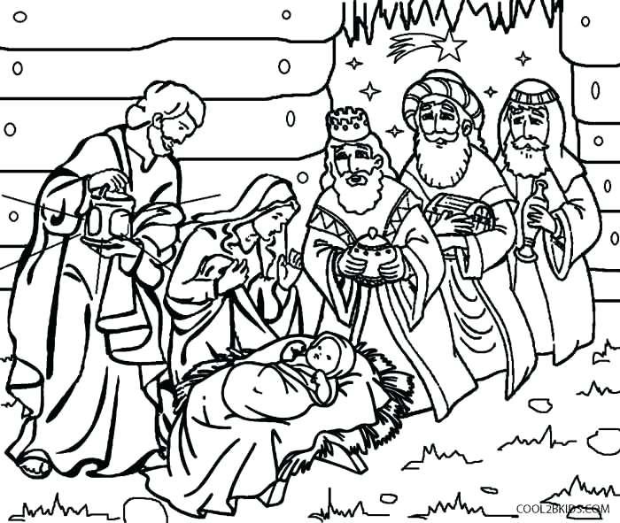 700x591 Nativity Coloring Fabulous Precious Moments Nativity Coloring