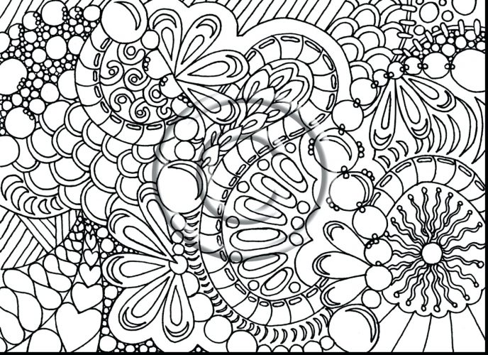 688x500 Coloring Pages Adult Coloring Pages Printable Coloring Pages