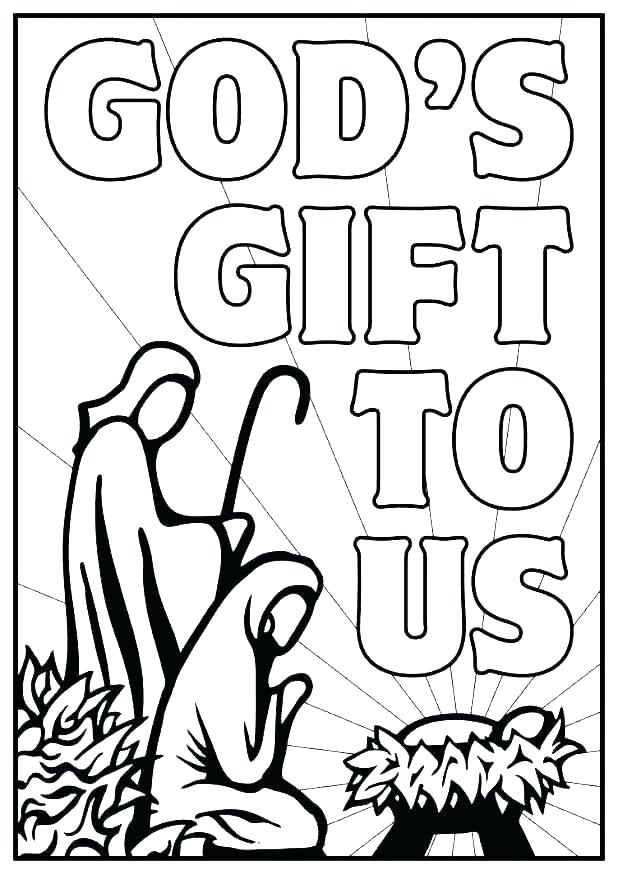 618x874 Free Printable Nativity Scene Coloring Pages Nativity Coloring