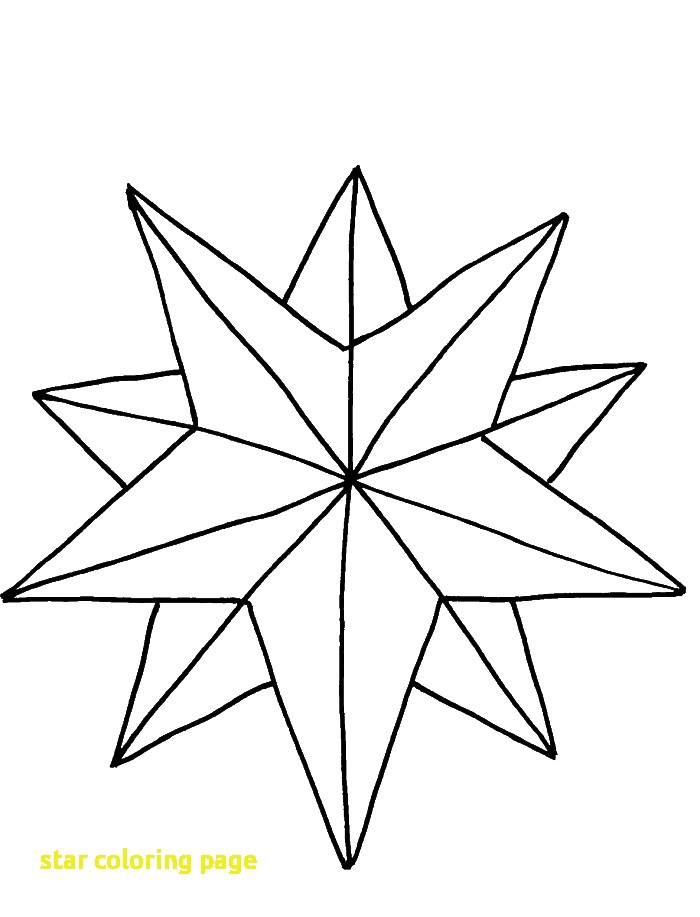 700x917 Christmas Coloring Pages Star Star Coloring Page With Christmas
