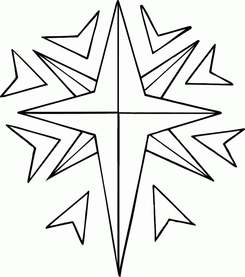 796x900 Star Coloring Pages Fresh Star Coloring Page Coloring Page