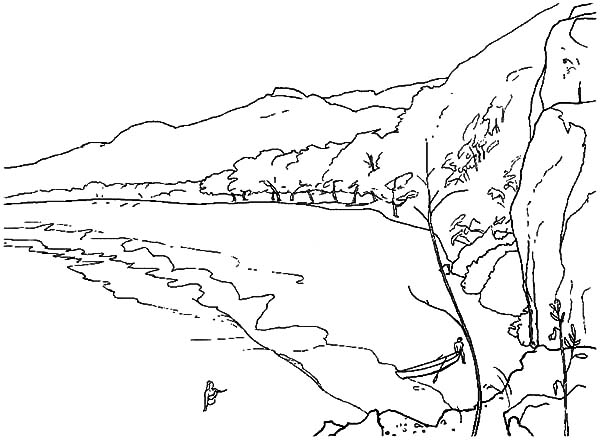 600x440 Hawaii Natural Beach Coloring Pages Coloring Sun