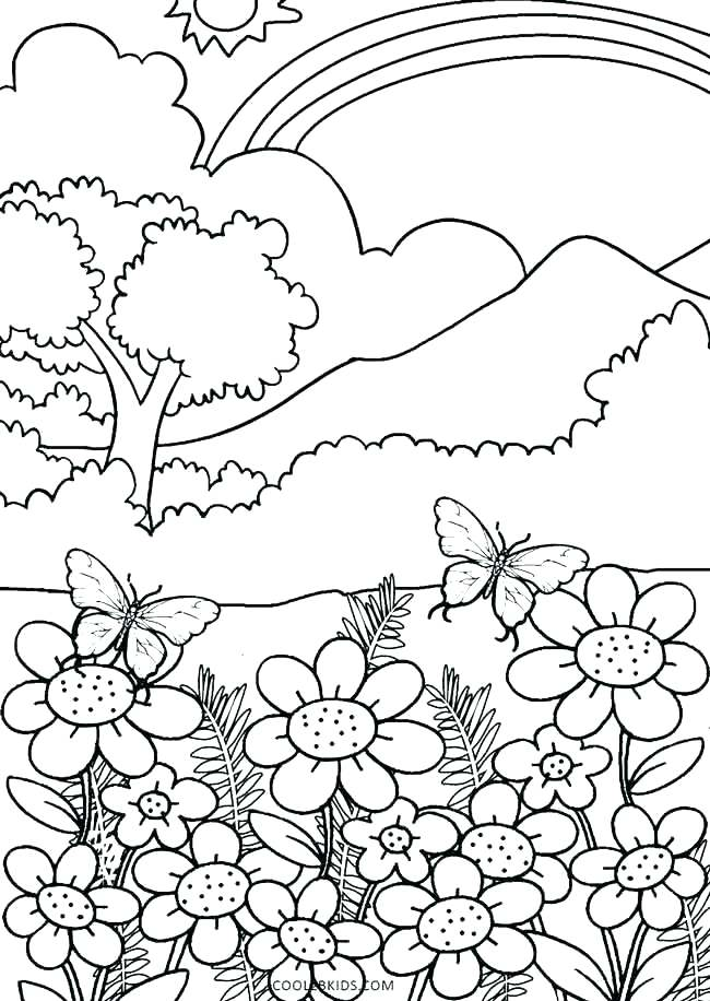 650x916 Nature Island Coloring Pages Print Best Catgamesco Coloring Pages