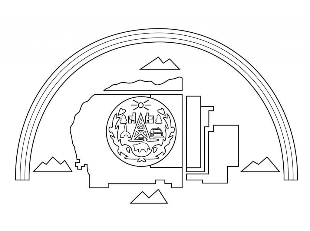 1024x764 Navajo Flag American Coloring Pages