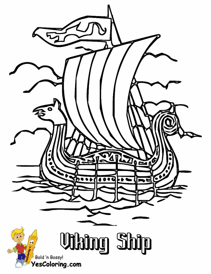 Navy Ship Coloring Pages