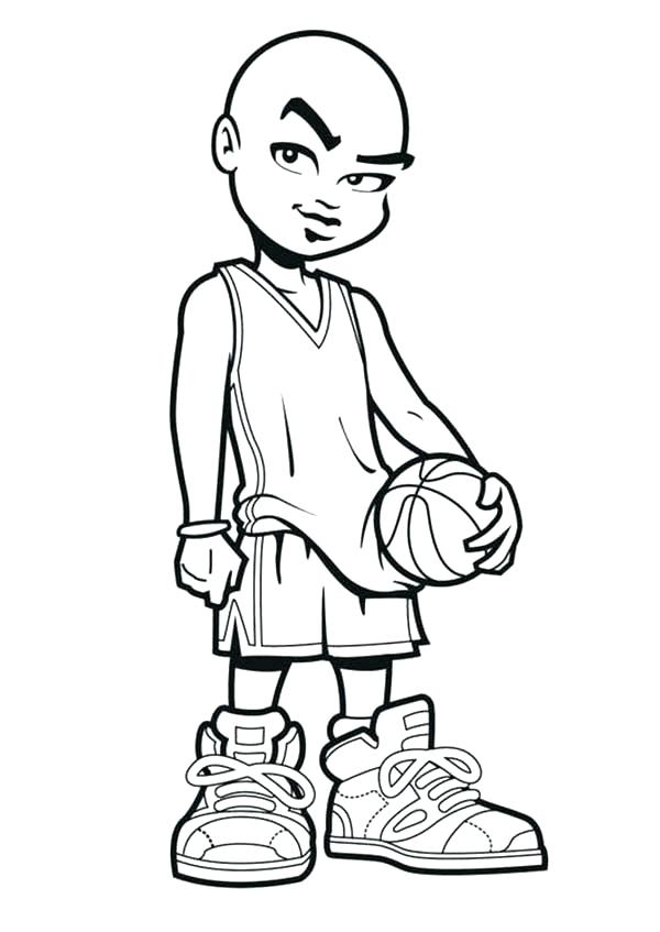 600x847 Nba Coloring Coloring Book Also Dunk Coloring Pages Nba Coloring