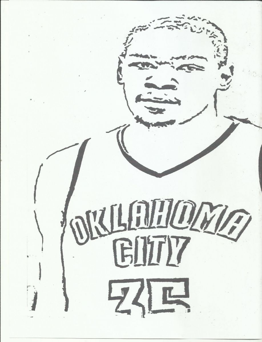 918x1200 Player Nba Coloring Pages