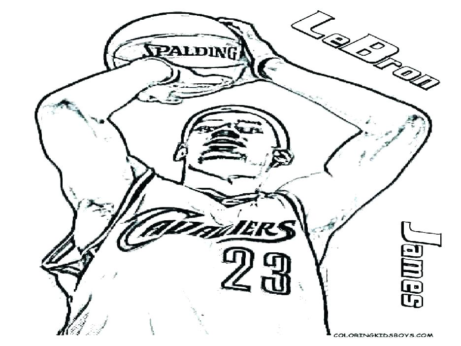 936x702 Nba Coloring Pages Printable Coloring Pages Coloring Book