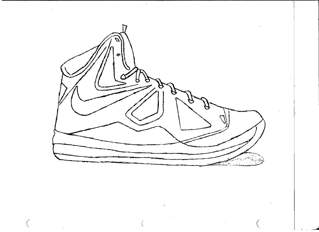 1024x745 Lebron Coloring Pages