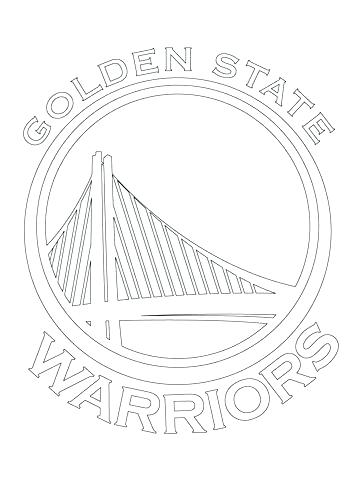 360x480 Coloring Pages Free Printable Spurs Logo Sport Coloring Pages Nba