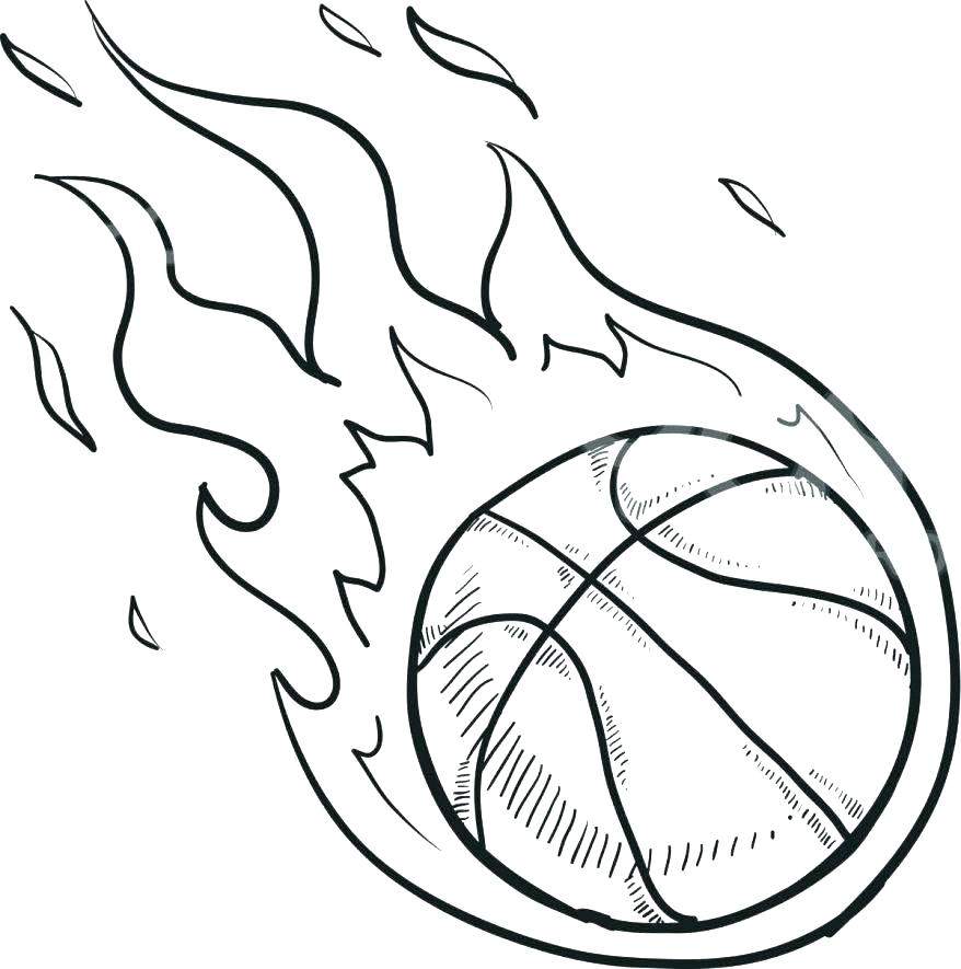 878x885 Ncaa Basketball Printable Coloring Pages Cartoon Chubby Female