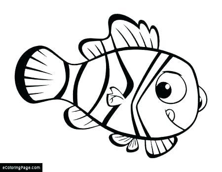 450x348 Nemo Printable Coloring Pages Ing Ing Ing Finding Nemo Printable