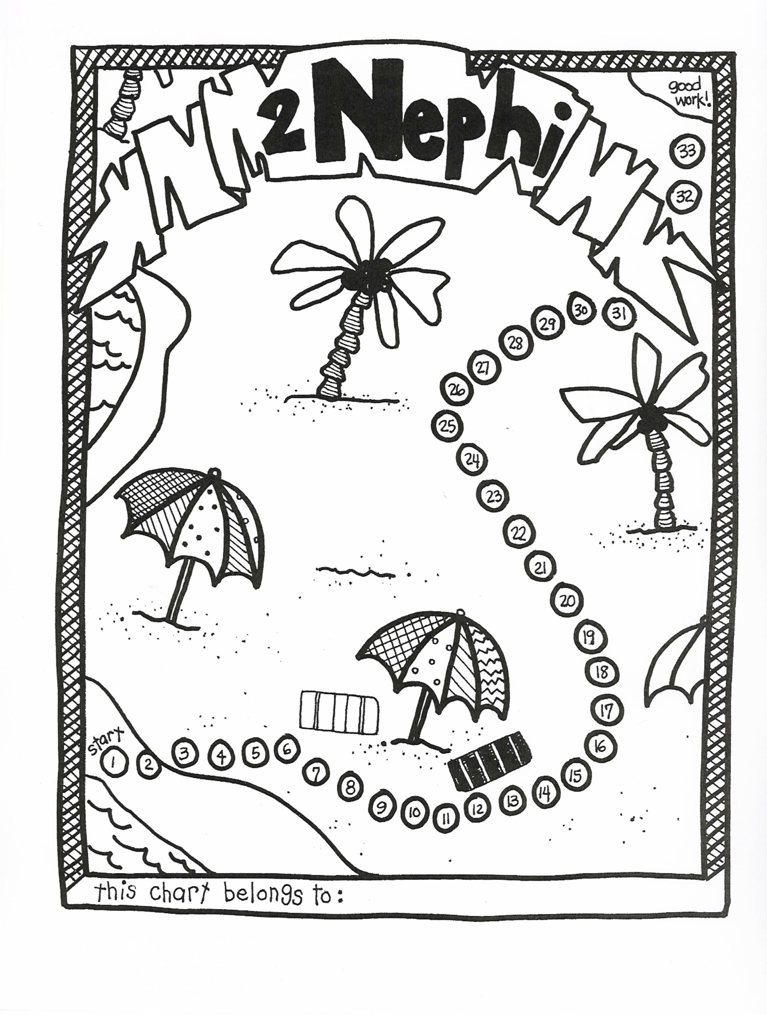 2475x3275 Cool Trina S Book Of Mormon Charts Free Coloring Pages Download