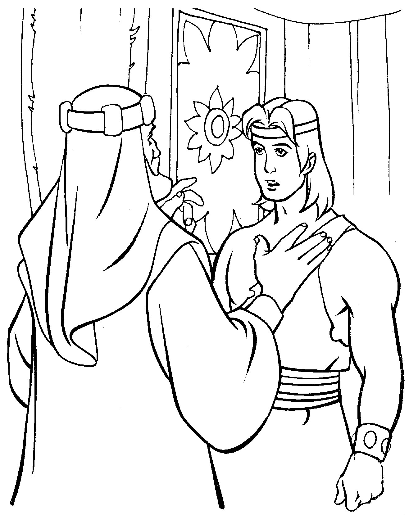 1317x1659 Book Of Mormon Coloring Pages Awesome Lds Coloring Pages Nephi