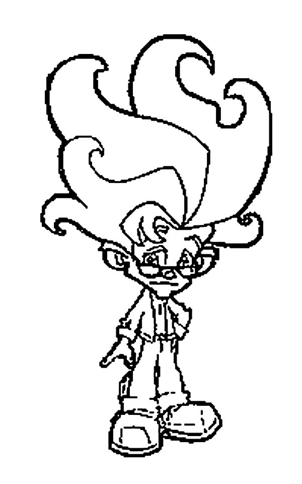 600x960 Trollz Nerdy Boy Coloring Pages Best Place To Color