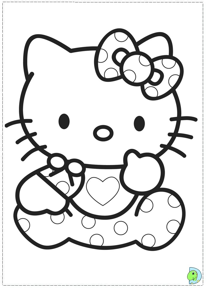 Nerd Glasses Coloring Pages