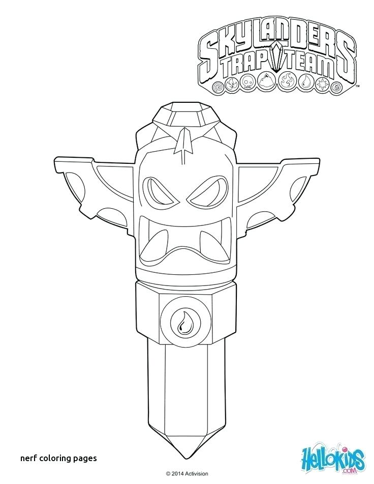736x951 Coloring Nerf Coloring Pages