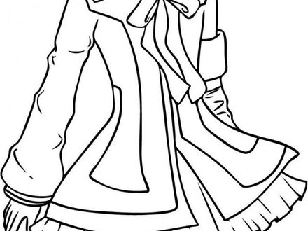 440x330 Nervous System Coloring Pages, Nervous System Coloring Pages