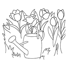 Netherlands Coloring Pages