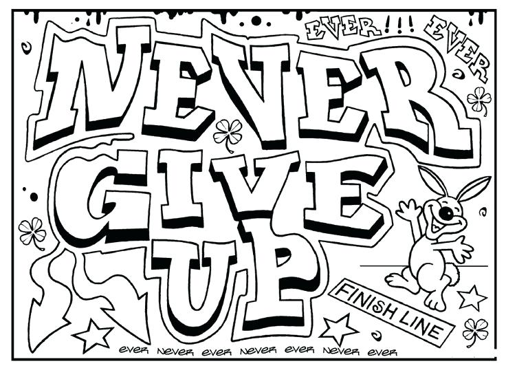 736x535 Inspirational Adult Coloring Pages As Well As Inspirational Quotes