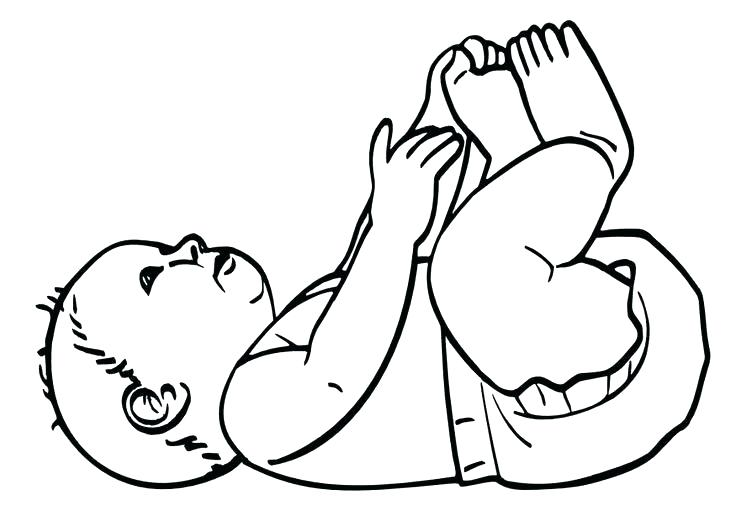 736x521 Newborn Baby Coloring Pages Baby Shower Coloring Pages
