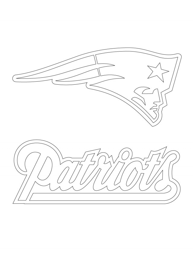 640x853 Patriots Coloring Pages Best Of Sports New England Patriots