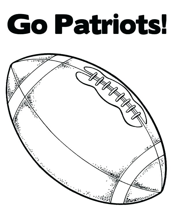 600x776 Coloring Page New Patriots Coloring Pages Logo Sheets Large Size