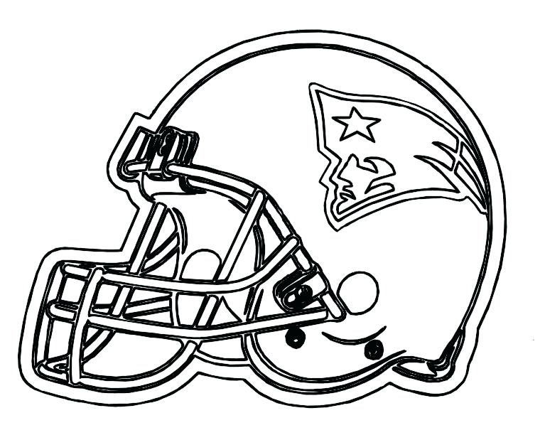 767x612 Patriots Coloring Page Football Helmet Coloring Page Football