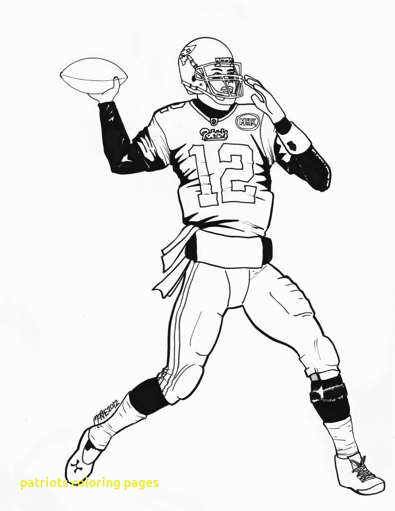 792x1024 Patriots Coloring Pages With New England Patriots Logo Coloring