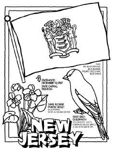 236x306 New Hampshire Coloring Page School Tasks Crayola