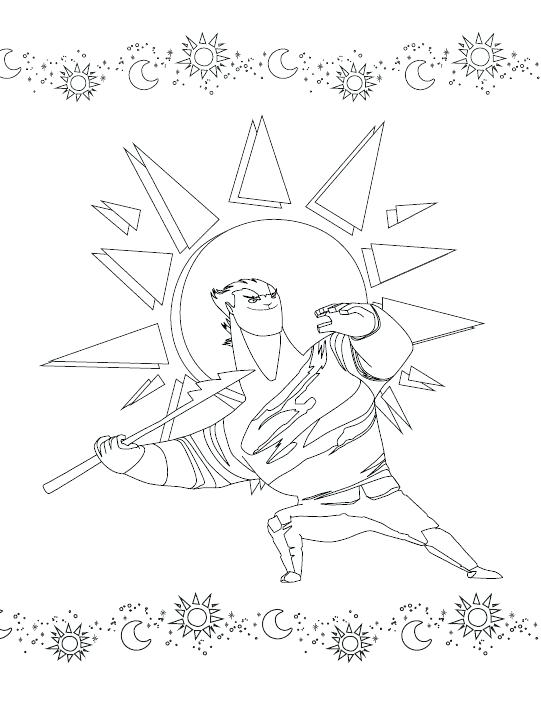 541x701 Moon Coloring Pages Guardian Of The Moon In Theaters Nationwide