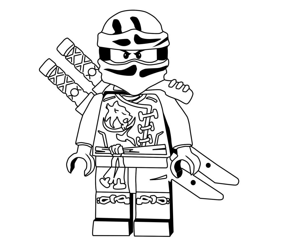 New Ninjago Coloring Pages at GetDrawings | Free download